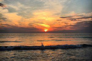 agios gordios sunset