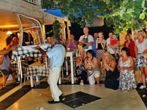 Corfu Greek Night
